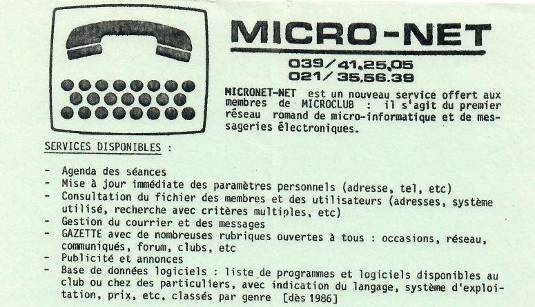 micro-net